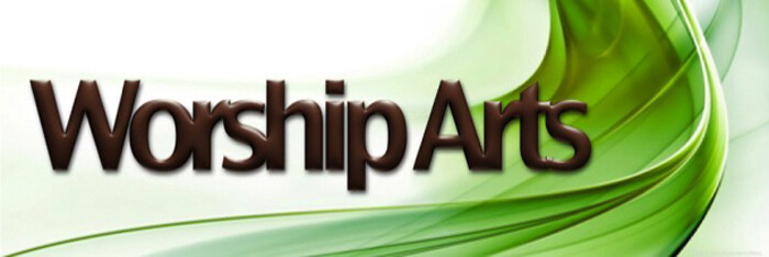 Worship Arts Sub Page Header