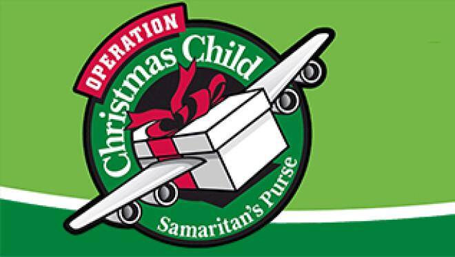 Operation Christmas Child 2017