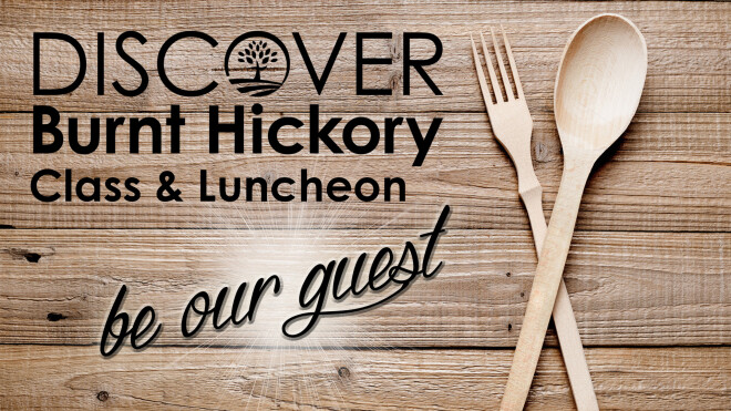 Discover Burnt Hickory