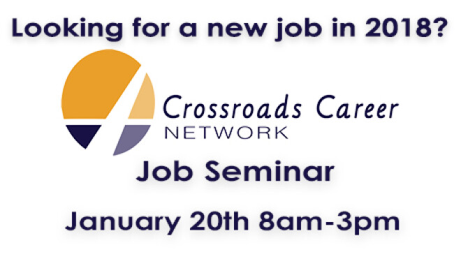 CrossRoads Career Network Job Seminar