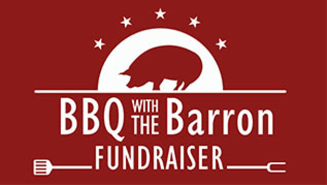 BBQ with the Barron - Student Fundraiser