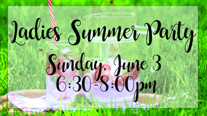 Ladies' Summer Picnic - hosted by The Bridge