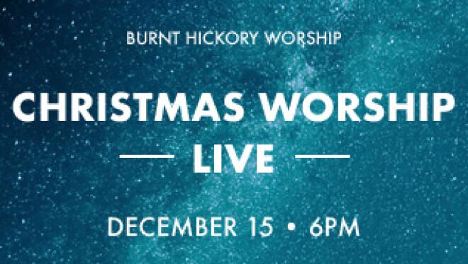 Christmas Worship Live