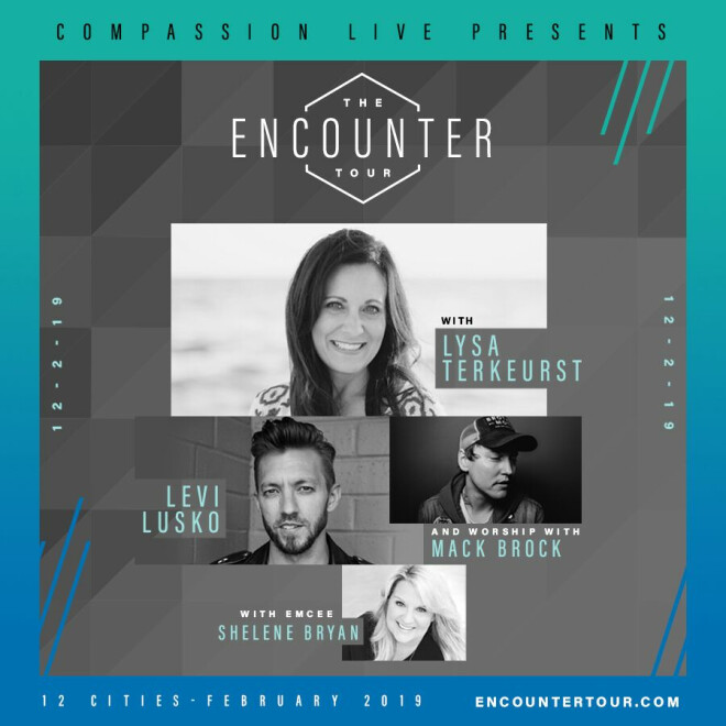 The Encounter Tour with Compassion Live